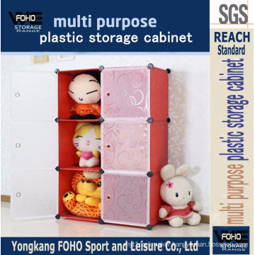 Removable Shoe Cabinet with Door (FH-AL0023-6)