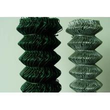Chain Link Zaun Abdeckung / 9 Gauge Chain Link Wire Mesh Zaun / Kette Link Zaun Panels Verkauf
