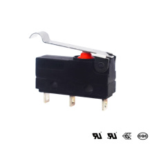 IP67 Waterproof HIgh Current Electric Micro Switch