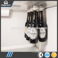 Пиво магните, магнитных пиво вешалки/держатель для пива и напитков, Bottleloft магнитной бутылки хранения холодильник прокладки