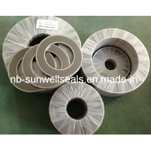 Reinforced Graphite Gasket Sheet with Ss Tang Insert