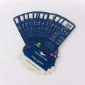 Горячая Продажа Завод Пользовательские Одежды Этикетки Заголовок Бумага Карточки Бумага