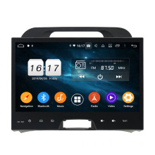Touch screen di Sportage 2010-2012 car dvd player