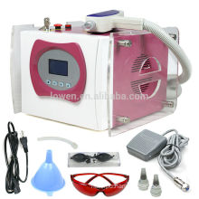 2014 Hot Sale CE Approved Q-Switched ND Yag laser tattoo removal machine