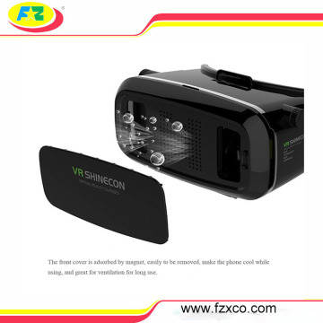 High Quality VR Shinecon 3D Glasses Headset