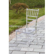 Hochwertige Fabrik direkt Preis Kunststoff Chiavari Stuhl