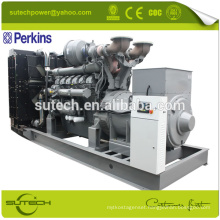 640Kw/800Kva electric diesel generator set, powered by 4006-23TAG3A engine