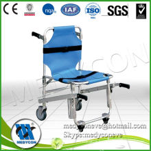 BDST207Aluminum hospital emergency rescue wheelchair folding stretcher