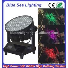 GuangZhou 100pcs x 10W hohe Leistung führte Himmel stieg Licht