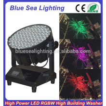 GuangZhou 100pcs x 10W de alta potência levou céu rosa luz