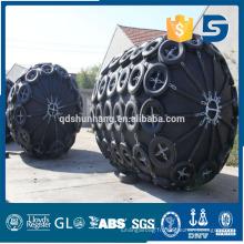 amortisseur pneumatique de pneu d'avion pneumatique en caoutchouc