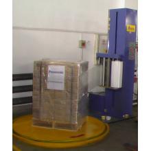Semi Auto Pneumatic Pallet Wrapper for Sale