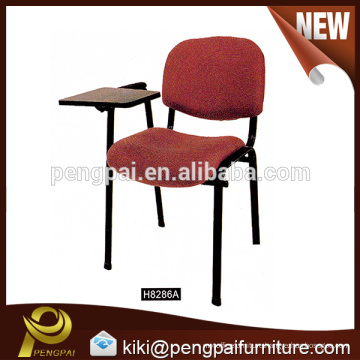 dirt-resistant light fabric training chair for student meetingroom