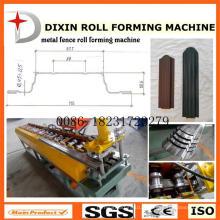 Machine de formage de rouleaux de clôture Dx Metal
