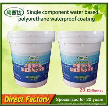 Revestimento impermeável quente do poliuretano de um componente da venda / revestimentos de telhado do edifício