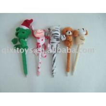 милые животные плюшевые Pen
