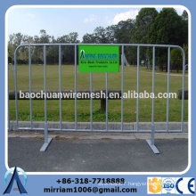 easy install and safe Crowed Control Barrier event barrier for sale