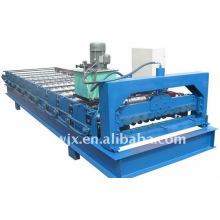 QJ 840 glazed roof panel forming machine