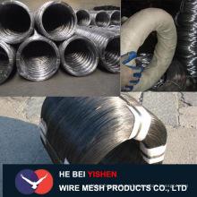 Alambre de hierro recocido negro de China / alambre de hierro negro / alambre de hierro