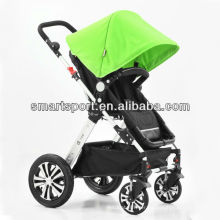 happy European Style Baby Stroller 3 in 1