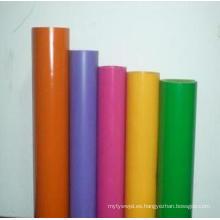 Película rígida de PVC para materiales de decoración como laminación de techo