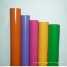 ПВХ жесткая пленка для отделочные материалы, как потолочные Слоения