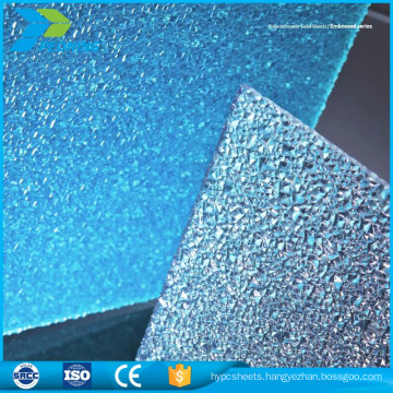 More than 10 years of production experience 10mm solid lexan polycarbonate makrolon sheet