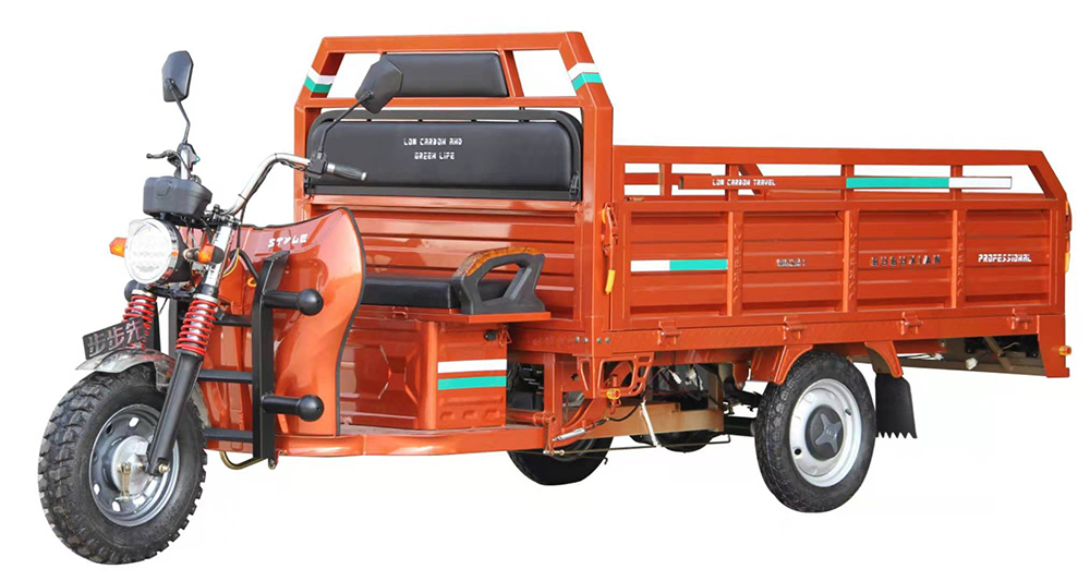 Electric Cargo Loaders