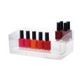 Premium Quality Acrylic Plastic Nail Polish Organizer