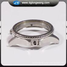 High precision Custom Stainless steel 316L CNC titanium watch case