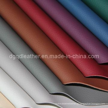 Sofá couro de PVC móveis (QDL-FV007)