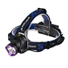 rechargeable led headlamp Powerful Cree T6