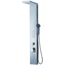 Brass Bathroom Shower Panel Shower Column Shower Set