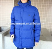 2014 Most popular best quality jacket, customized mens outdoor winter jacket men