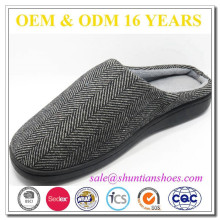 soft comfort winter indoor slipper for men