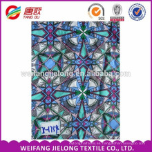 2017 custom digital print rayon fabric made in china factory
