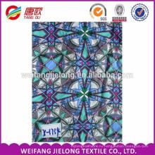 2017 пользовательские цифровой печать ткань рейона сделано в Китае завод