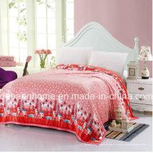 2015 Горячая распродажа Super Soft Muti-цветные одеяла