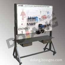 Common Rail Diesel Electronical Controlled System Teaching Board
