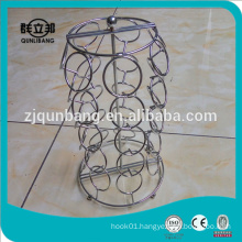 2015 wholesale metal coffee capsule storage rack