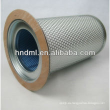 CARTUCHO DE FILTRO DE SEPARACIÓN DE ACEITE Y GAS DEL COMPRESOR SRC-330W. Elemento de filtro del compresor de aire en la máquina.