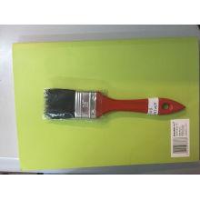 Cepillo de pintura con cerda negra