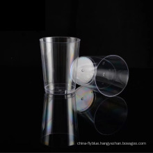 5oz 8oz 10oz 12oz 14oz High Quality Transparent disposable hard plastic PS cup