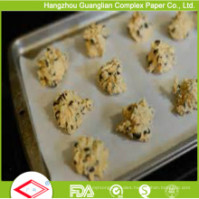 Oven Used Non-Stick Parchment Pan Liner Sheet Baking Paper