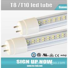 100lm/w 4000k-4500K daylight Led energy saving light T8