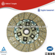 Geniune quality JAC Clutch Disc for 1601020-YN4100-JH