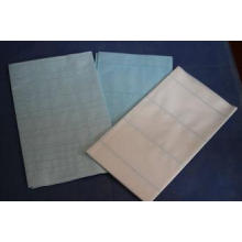 Blue Surgery Disposable Bed Sheets First Aid Use , Beauty S