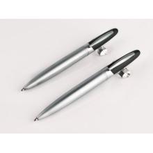 Изготовленный На Заказ Логос Супер Тонкая Шариковая Стилус Металлические Ручки