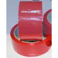 Embalaje cinta roja de la industria del embalaje 48X100X45mic