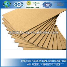 1220*2440mm Plain MDF /Laminated MDF Board